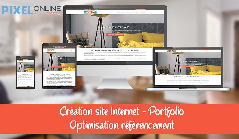 Création site Internet et optimisation SEO