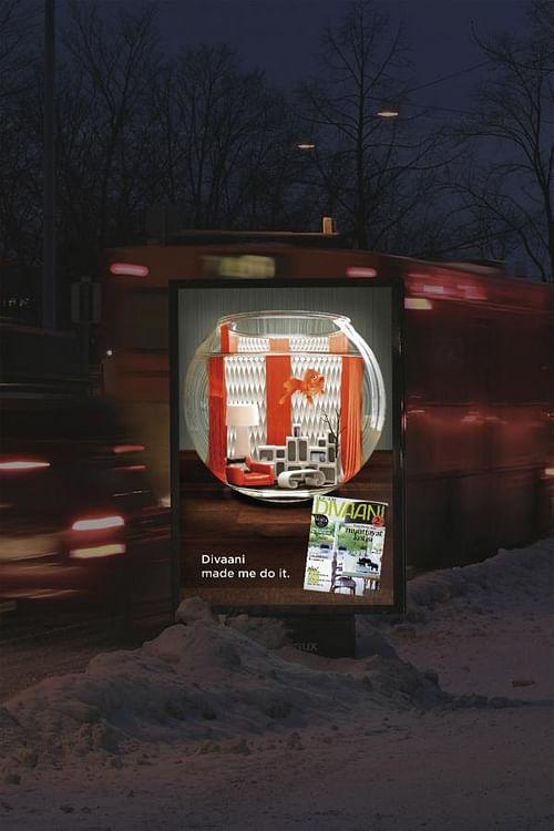GOLDFISH - Advertising