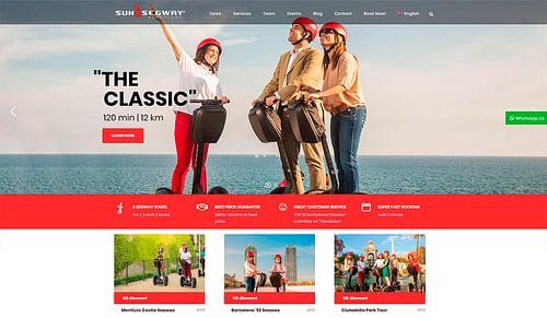 Estrategia  digital para empresa turística - Publicidad Online