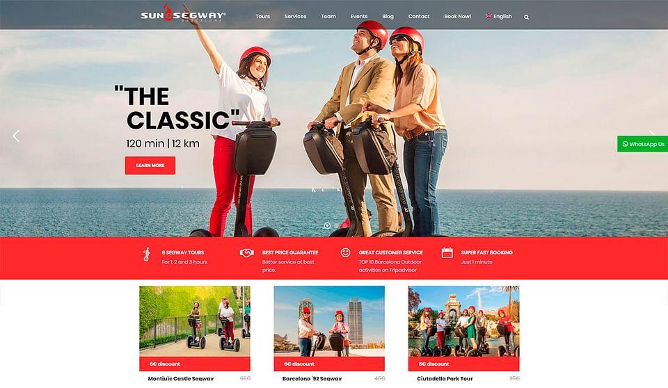 Estrategia  digital para empresa turística