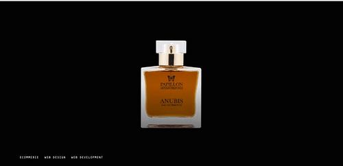 Papillon Perfumery - Graphic Design
