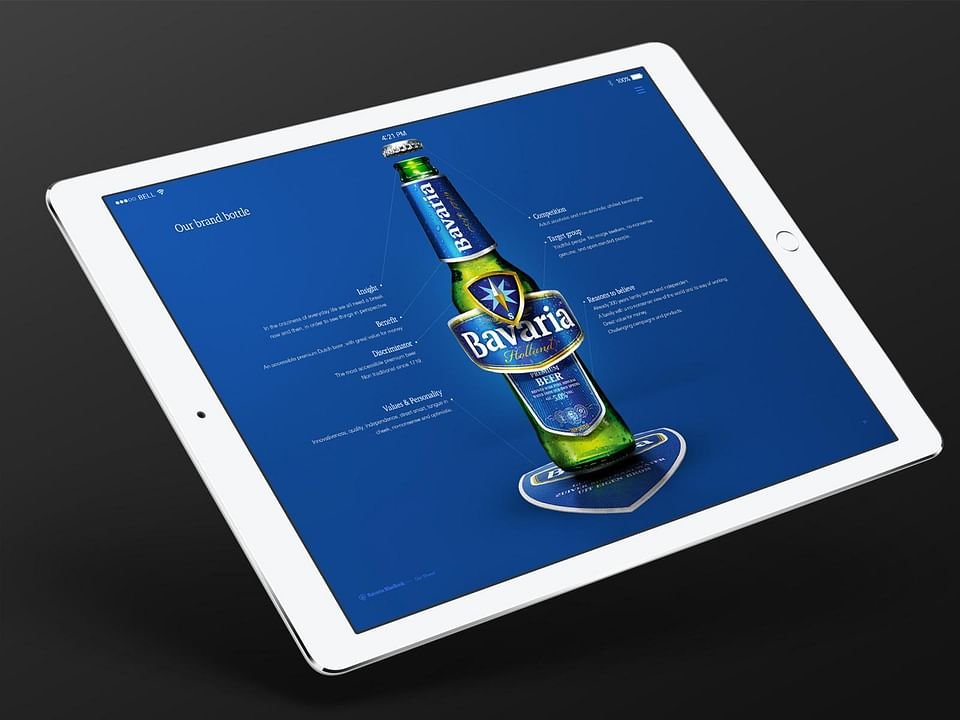 Bringing - Dutch Beer to the World