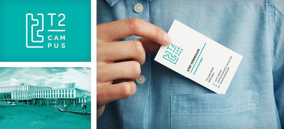 Branding T2-Campus, Genk