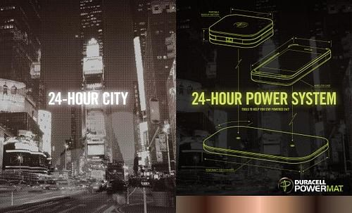 24 Hour City - Advertising
