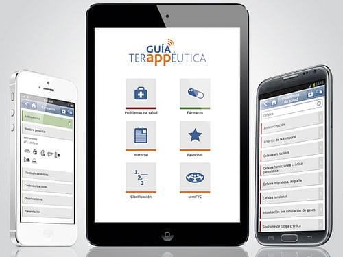 Therapeutic Guide - App móvil