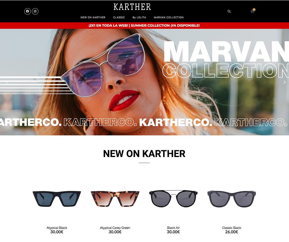 E-Commerce Karther Co