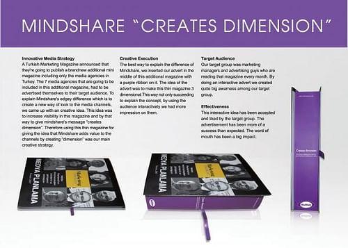 MINDSHARE CREATES DIMENSIONS - Web Application