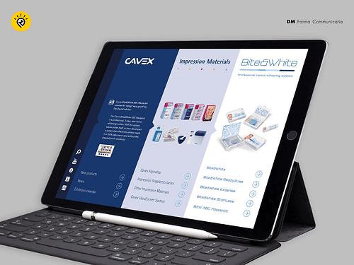 International sales app - Mobile App