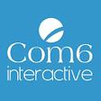 Com6 interactive logo