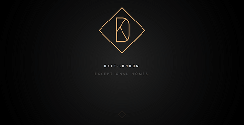 DKFT Interior Design - Website Creation