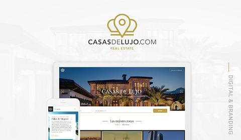 Casasdelujo.com. Una Web de Lujo