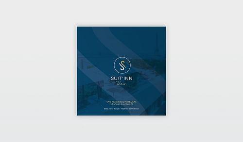 Identité visuelle programme Résidence hôtelière - Image de marque & branding