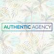 Authentic Agency logo