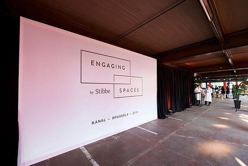 Stibbe- Engaging Spaces - Evenement