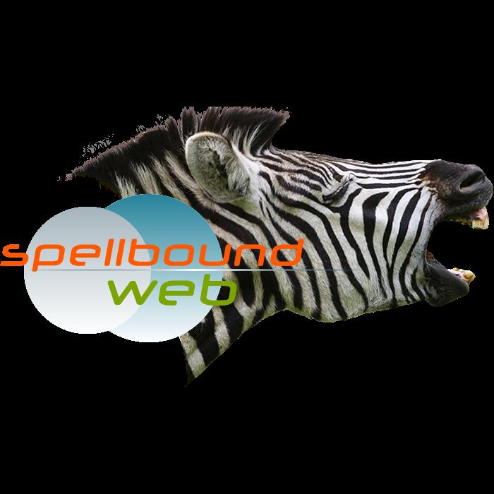 Logotipo de Spellboundweb