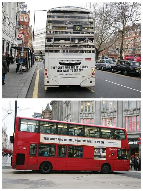 Stop Live Exports, 1
