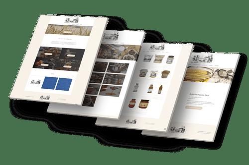 Ons Ambacht - Website Creatie