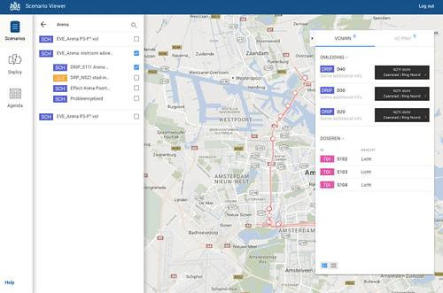 Digitalization for Rijkswaterstaat - Web Applicatie