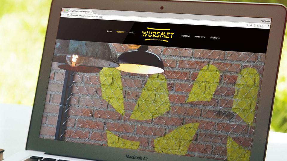 Proyecto Wursmet German Street Food