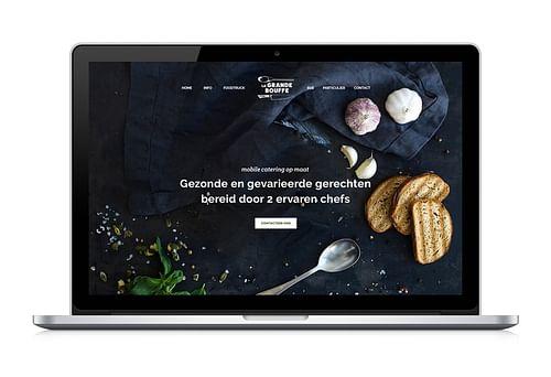 La Grande Bouffe - Website Creatie