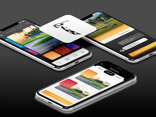 Stroke Play - Application mobile