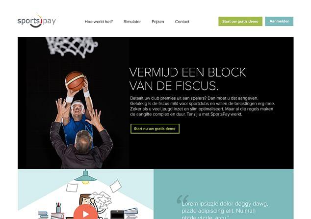 SD Worx Sportspay