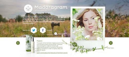 www.madaragr.am - Advertising