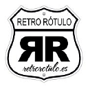 Retro Rótulo logo