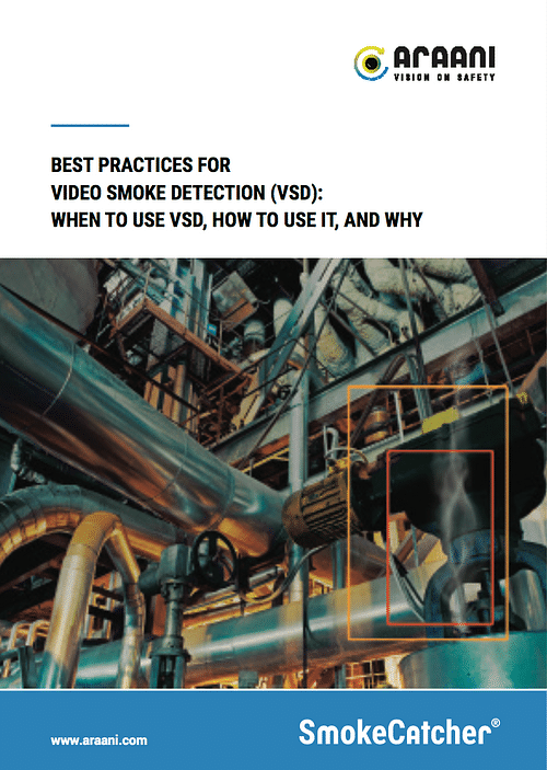 Whitepaper on Video Smoke Detection - Content Strategy