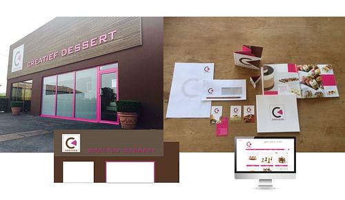 Huisstijl Creades - Branding & Positionering