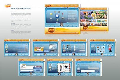 RELAUNCH OF WWW.TOGGO.DE - Advertising