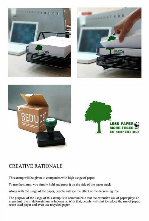 Reduce - Publicidad