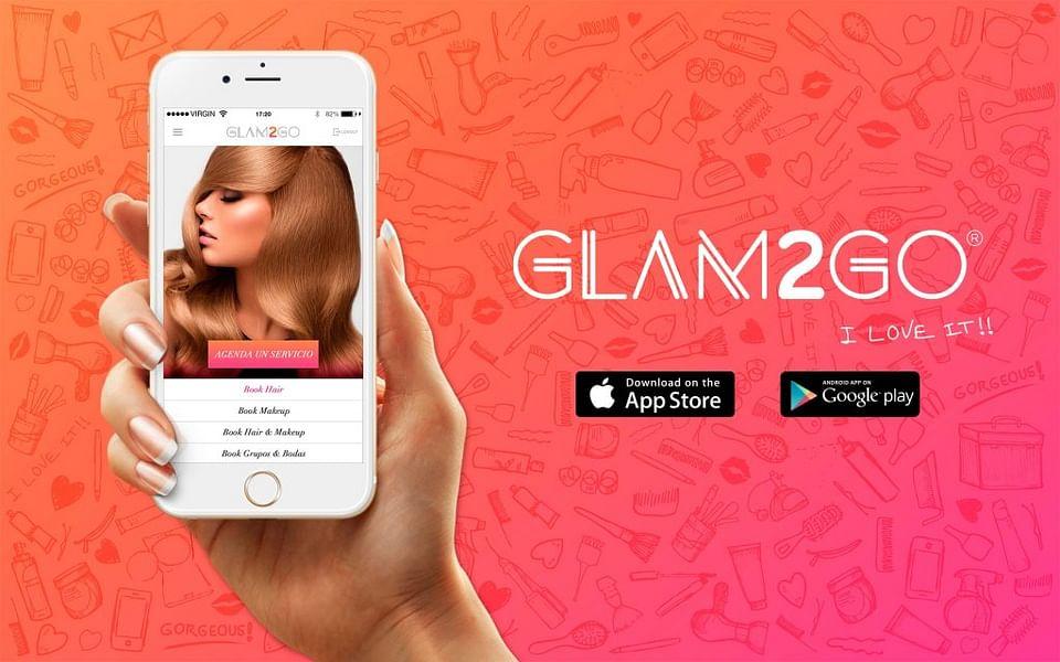 Glam2Go - Desarrollo integral de una APP