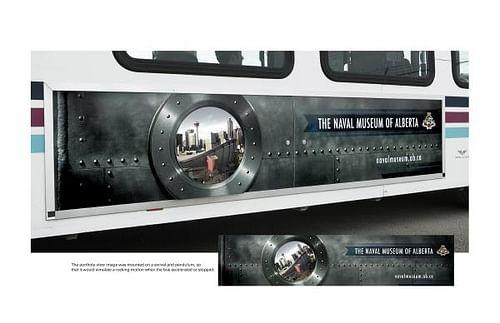 Bus - Advertising