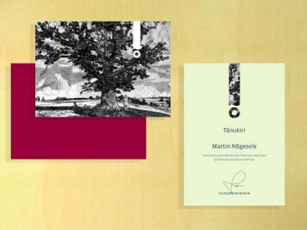 Estonian Ministry of Culture's Visual Identity