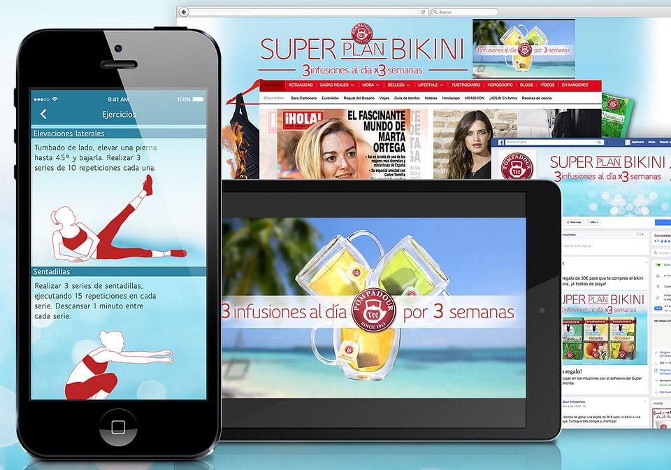 Campaña Super Plan Bikini