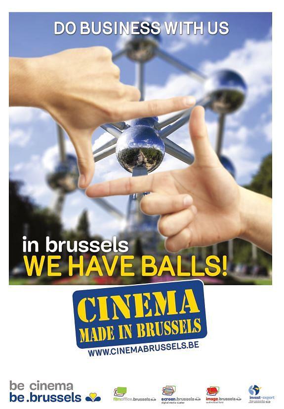 Cinema Made in Brussels