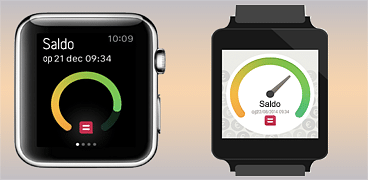 Belfius Direct Wear - Smartwatch application - Mobile App