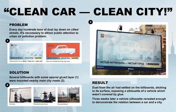 CLEAN CAR - CLEAN CITY