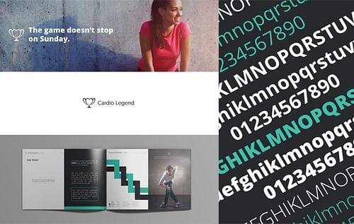 Rebranding, Repositioning for Fitness App Startup - Branding & Positioning