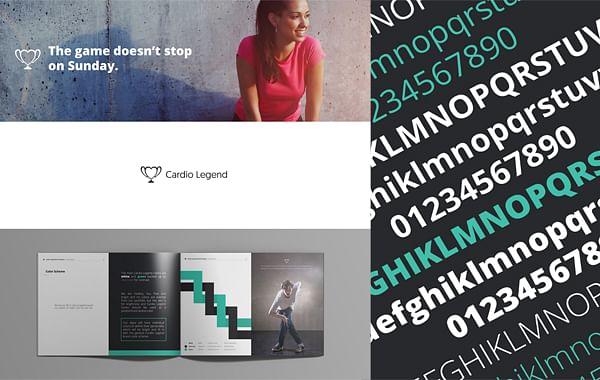 Rebranding, Repositioning for Fitness App Startup