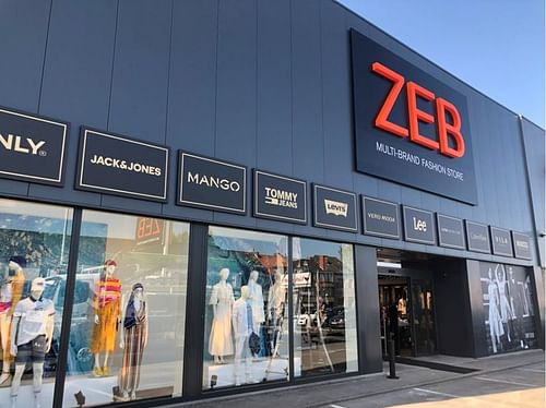 Online sales for ZEB - Digital Strategy