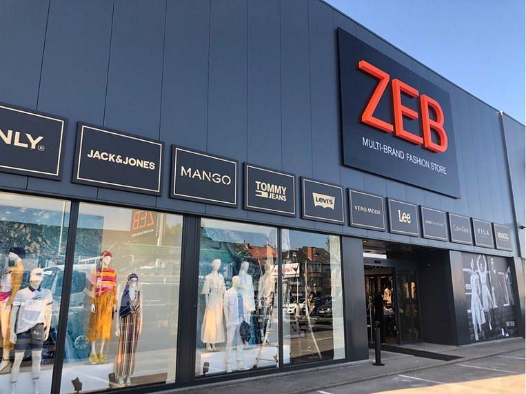 Online sales for ZEB
