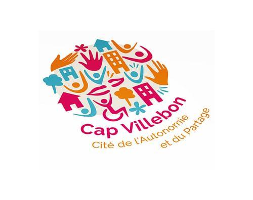 CAP Villebon - Identité visuelle - Design & graphisme