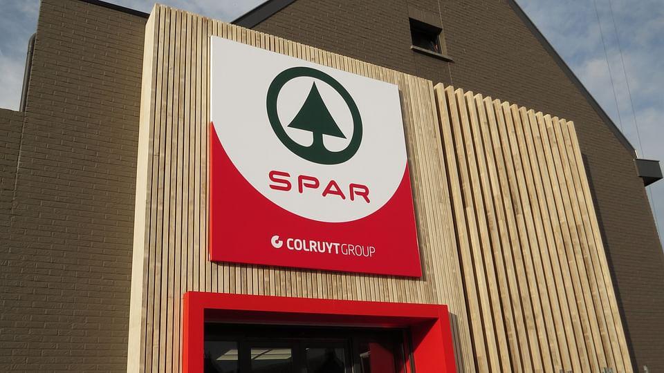 Spar Retail Identity