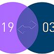 19/03 logo