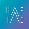 HapTag Media logo
