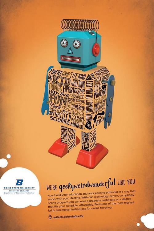 2014 Recruitment, 2 - Advertising
