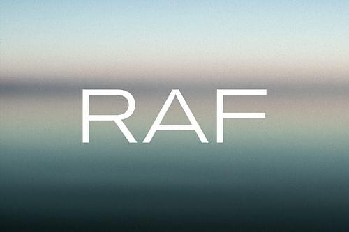 RAF - Ontwerp