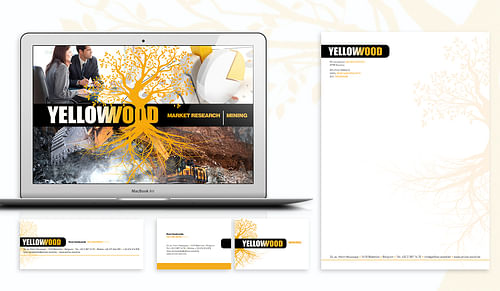 Yellowwood - Design & graphisme